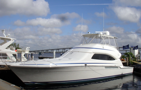 new and used bertram yachts for sale