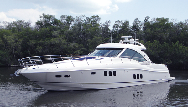 2007 60' Sea Ray. Valued at $790000 and looking for offers! The fine boat ...
