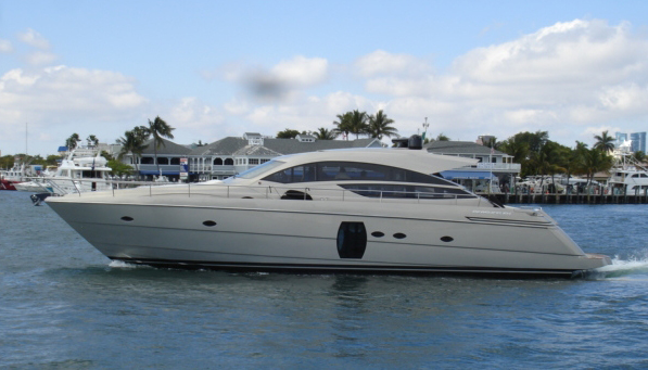 For information on the fine Riva Yacht contact me. 64' Pershing