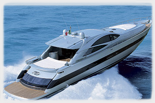 For information on New Pershing Yachts which are in stock or on order, ...